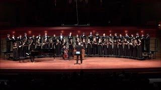 UNT University Singers: Ola Gjeilo - Serenity