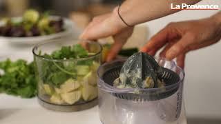 Nos recettes pour un été sain et diététique (2/3) : le houmous à base de courgette