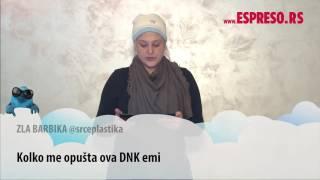 #EspresoTviter: Nataša DNK čita tvitove o sebi
