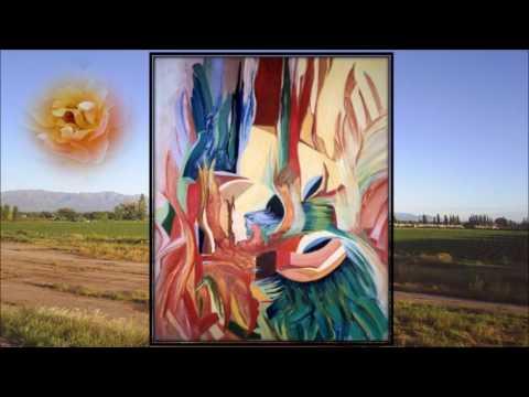 The Art of Angela Karnincic ('Flauta de Pan' Theme)