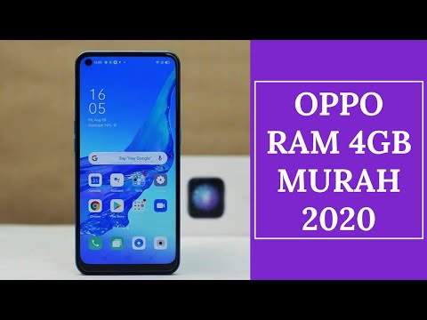 6 HP OPPO 2 JUTAAN TERBAIK DI TAHUN 2020.