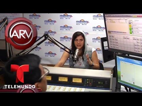 Ven fantasma deambula en estación de radio en Perú | Al Rojo Vivo | Telemundo
