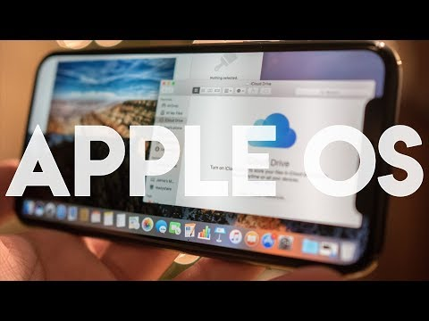 Should iOS and MacOS Merge?