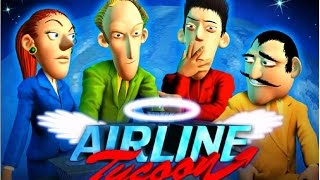 Airline Tycoon gameplay (PC Game, 1998)