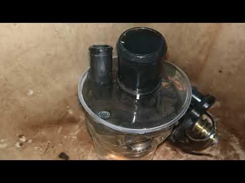 Проверка работоспособности термостата Мазда 6 GG рестайлинг.Закипела машина.Мазда 6 ремонт.