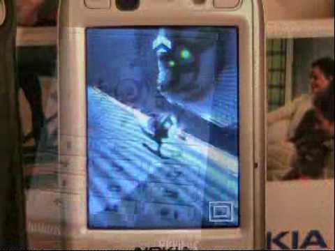 Nokia N93 - Power of 3D (Run in HQ)