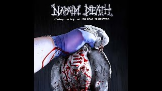 "Napalm Death new album ""Throes Of Joy In The Jaws Of Defeatism"" - Tracklist/art unveiled!"