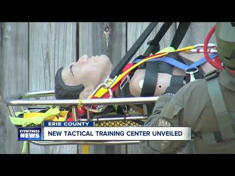 Erie County Sheriff unveils $2 million tactical training center