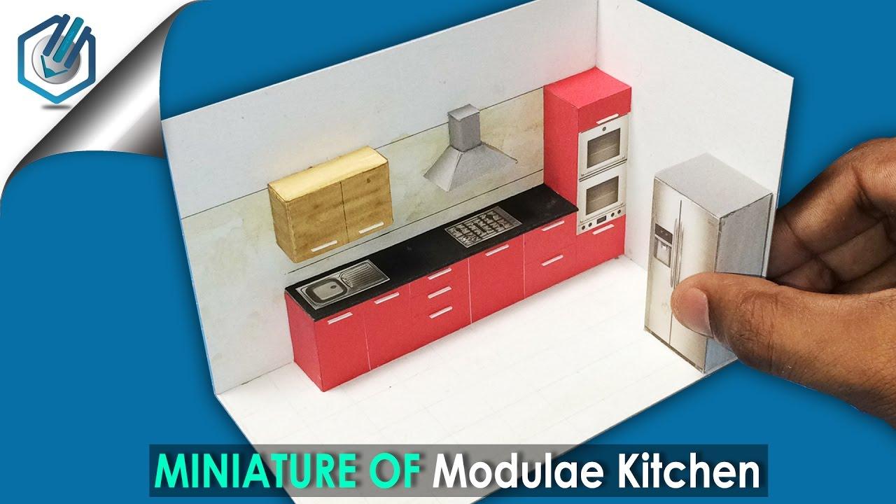 Kitchen Miniature Menards Cabinets Diy Modular Interior Youtube Sam Archicad