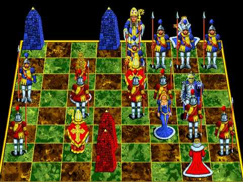 Battle Chess: Enhanced CD-ROM (Interplay) (MS-DOS) [1992]