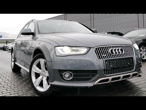 Audi A4 Allroad Quattro і як порахувати РОЗМИТНЕННЯ