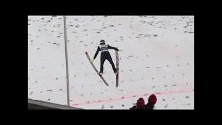 【葛西2位】スキージャンプ W杯 2016/17 第24戦 ビケルスン フライングヒル