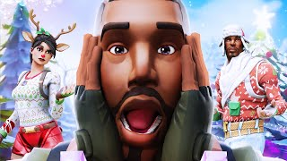 WHO STOLE CHRISTMAS?! (A Fortnite Short Film)