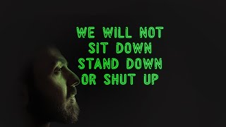 """""""We Will Not Sit Down, Stand Down, Or Shut Up!"""" with Pastor LeJeune 1.17.21"""