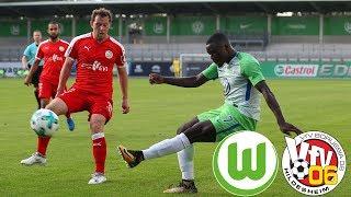Highlights | VfL Wolfsburg - VfV Borussia 06 Hildesheim