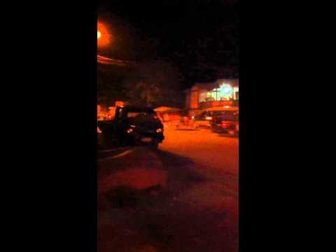 Dumaguete Karaoke on the Street...part2