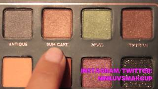 ULTIMATE PARTY GIRL EYE SHADOW: NINILUVSMAKEUP Thumbnail