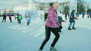 Фестиваль зимних видов спорта Воронеж 2020