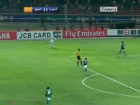 Asian Cup 2007: Final - Iraq vs Saudi Arabia