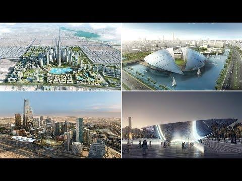 """أضخم مشاريع """"السعودية"""" التي سيتم افتتاحها سنة 2018"""