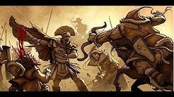 The Battle of Chalons 451 AD