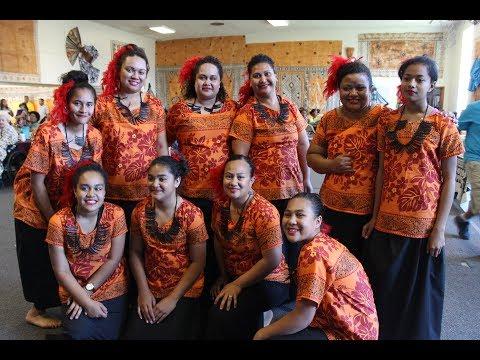 Samoan Dance performed by Fijians