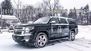 $70,000 for a Chevy ?? 2018 Suburban Premier Review