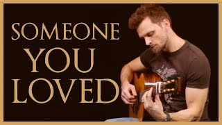 Download Mp3 Someone You Loved - Lewis Capaldi | Solo Fingerstyle Guitar