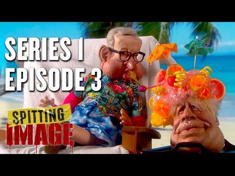 Spitting Image - Series 1, Episode 3 | Full Episode
