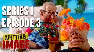 Spitting Image - Series 1, Episode 3 | Full Episode