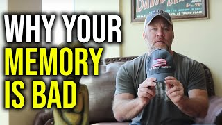 Why Your Memory is Bad // Self Talk and Memory Success