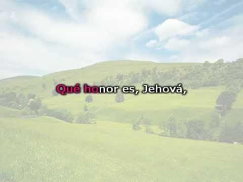 """Cántico 140 - """"La vida del precursor"""" - Karaoke"""