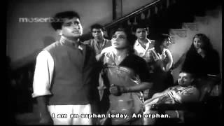 Dharmputra (1961)- Shashi Kapoor questions about reasons of his being hindu or muslim