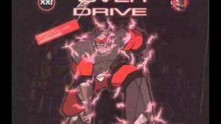 Over Drive Vol.4 (Techno Comic 1)