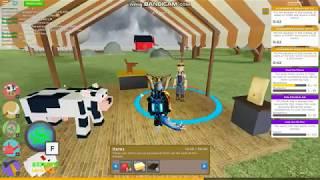 Farmtown en roblox - Nouvelle carte