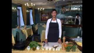 Салат Цезарь - Рецепты шеф-поваров