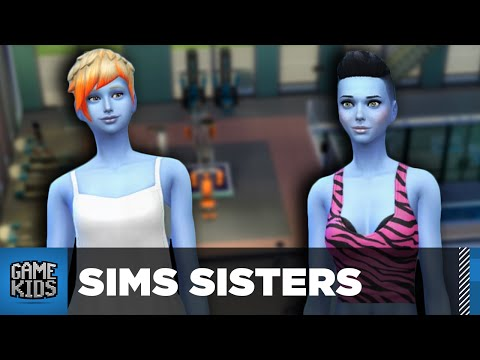 Gym Day - Sims Sisters Episode 63