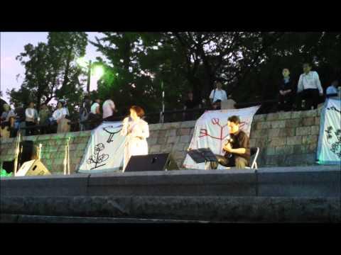地球ハーモニーin広島2011-08-05 田中ルミ子