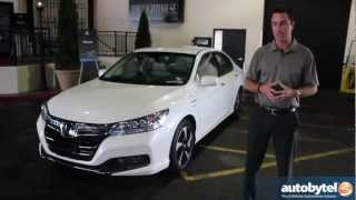 2013 Honda Accord Sedan, Coupe, and Plug-In Hybrid Preview Car Video with Sage Marie