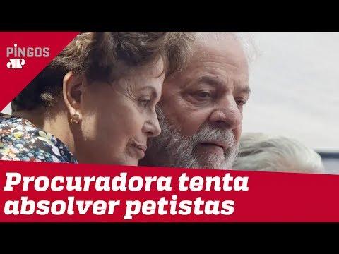 Quadrilhão do PT: Procuradora pede absolvição de Dilma, Lula, Palocci, Guido e Vaccari