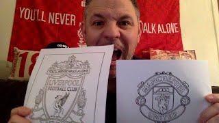 MAN UTD V LIVERPOOL LIVE STREAM #LFC #MUFC #LIVE