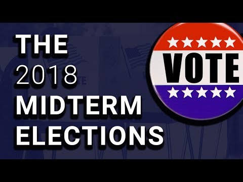 It's 2018: Time to Focus on Midterm Elections