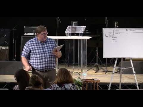 The PreAdamite World and the Origin of Sin w Dr. Stuart Graham