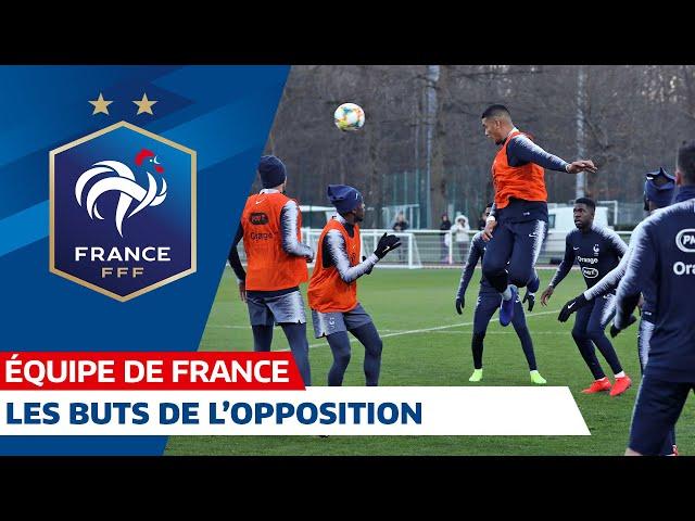Opposition pour les Bleus à Clairefontaine, Equipe de France I FFF 2019