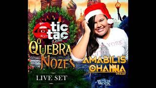 TIC TAC PARTY Live Set @ THE WEEK SP - DJ AMABILIS OHANNA - Janeiro 2K19
