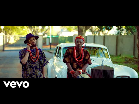 Patoranking – Money [Official Video] ft. Phyno