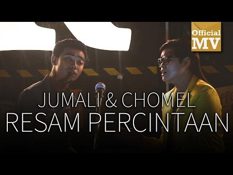 Jumali SanoTri & Chomel - Resam Percintaan (Official Music Video)