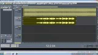 Видео. Как Обработать Голос Эффектами в Adobe Audition 1.5
