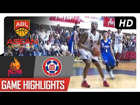 Alab Pilipinas vs. Hong Kong Eastern Long Lions | ABL | March 19, 2017