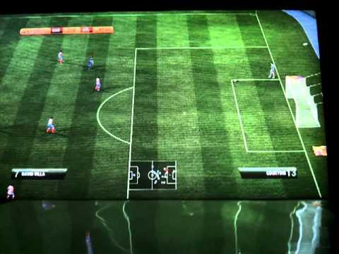Fifa 12 Barcelona - Alethico Madrid